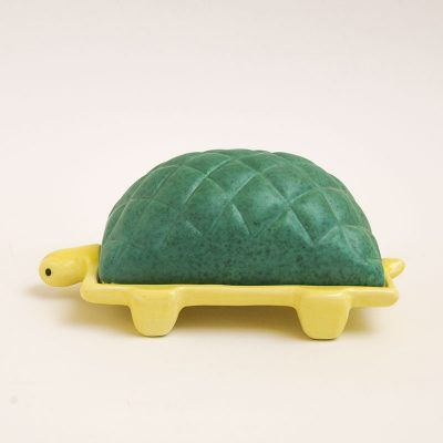Tortu the ceramic butter dish.